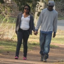 couple strolling in park together,pictures