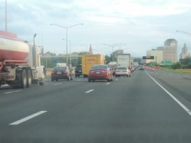 cars on busy highway,the man who travels