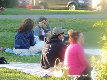 picnic in the park,elizabeth park,pictures