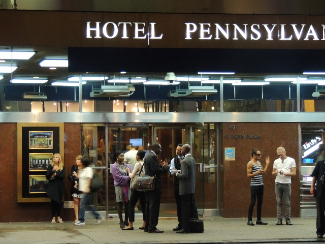 Hotel Pennsylvania, nyc hotel for reasonable stay