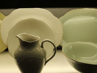 Stoneware,dinner plates ,housewarming gifts