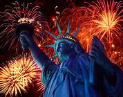 Let's celebrate the United States of America
