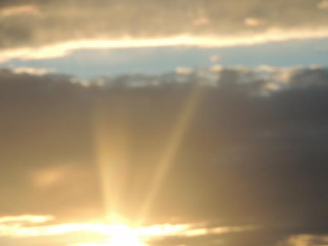 the setting sun, picutres photos